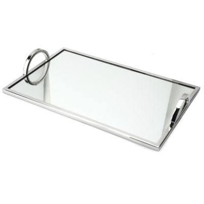 Clic Touch Relic Large Mirrored Tray