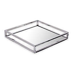 Classic Touch Mirrored Napkin Holder