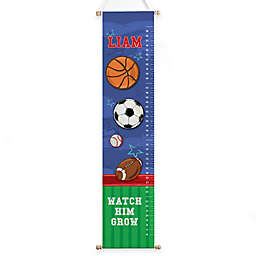 Watch Him Grow Sports Growth Chart
