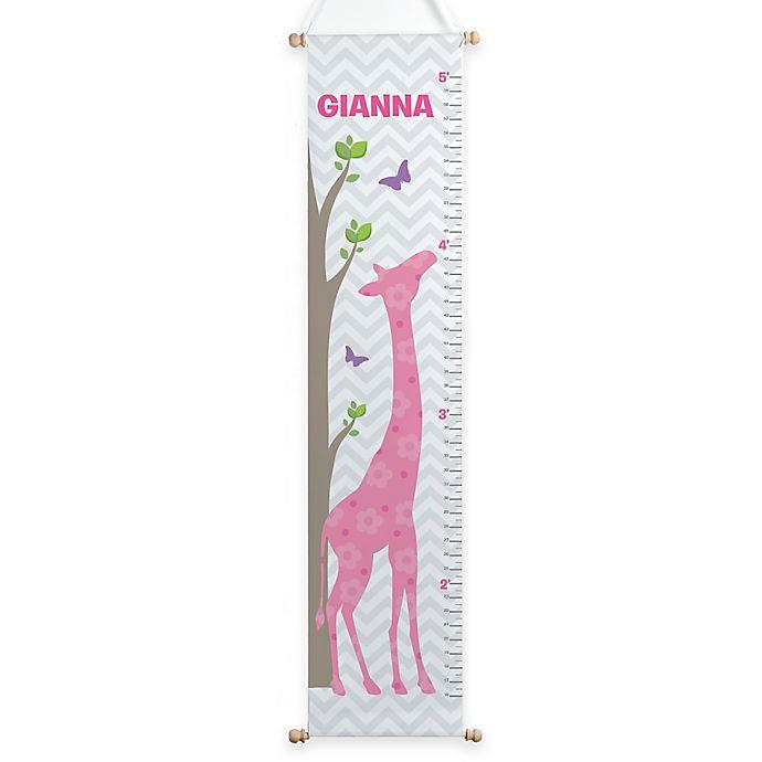 Sweet Giraffe Growth Chart Buybuy Baby