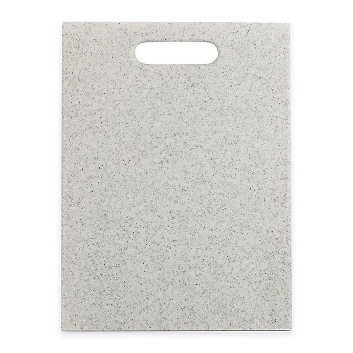 Alternate image 1 for EcoSmart by Architec® Polycoco Cutting Board in Grey