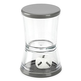 Barbuzzo Loaded Dice Shot Glass Drinking Game