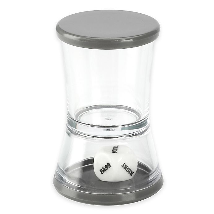 Alternate image 1 for Barbuzzo Loaded Dice Shot Glass Drinking Game