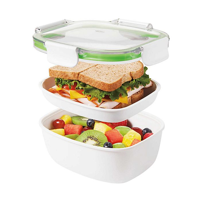 Alternate image 1 for OXO Good Grips® On-the-Go Lunch Container