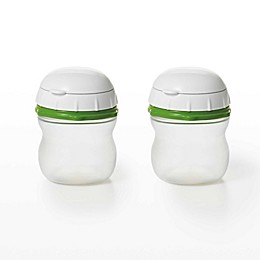 OXO Good Grips® On-The-Go Silicone Squeeze Bottle (Set of 2)