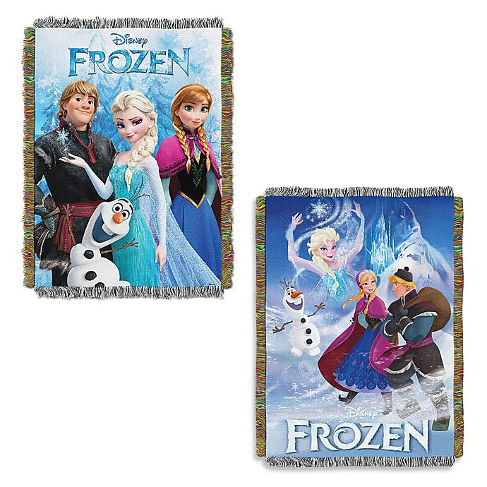 Alternate image 1 for Disney® Frozen Tapestry Throw
