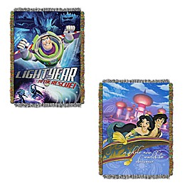 Disney® Classic Movie Tapestry Throw