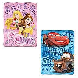 Disney® Classic Characters Micro-Raschel Throw