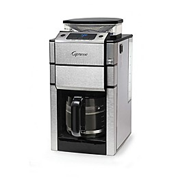 Capresso® Coffee TEAM PRO Plus 12-Cup Coffee Maker with Grinder
