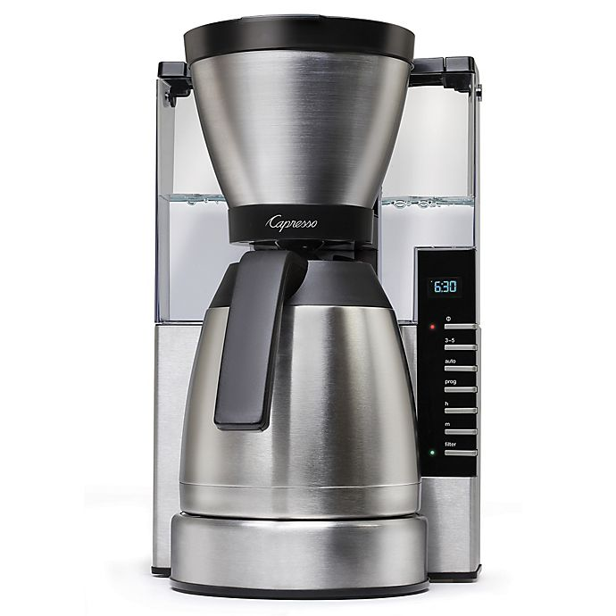 Alternate image 1 for Capresso® MT900 10-Cup Thermal Rapid Brew Coffee Maker