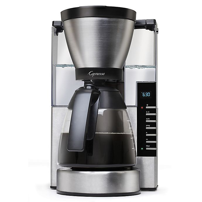 Alternate image 1 for Capresso® MG900 10-Cup Rapid Brew Coffee Maker