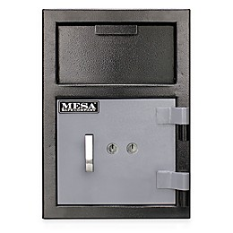 Mesa Safe Company MFL2014K Depository Safe with Dual Key Lock