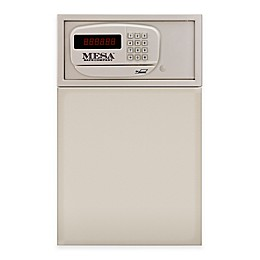 Mesa Safe Company Hotel/Residential Pedestal for MP101 Safe in Cream