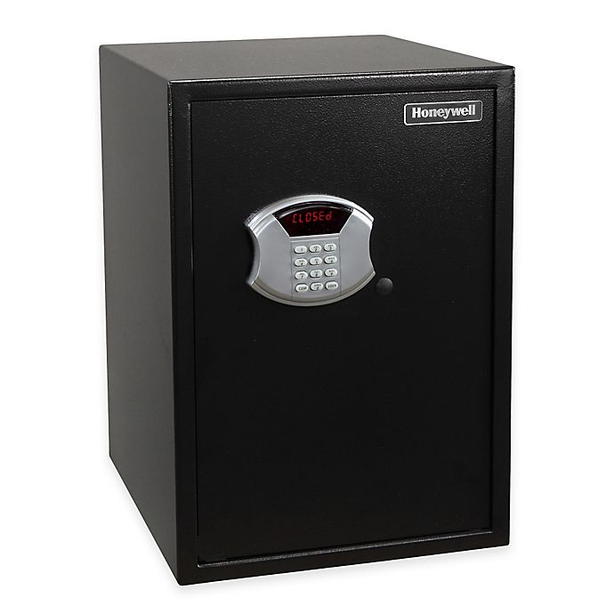 Alternate image 1 for Honeywell 5107 Safe in Black