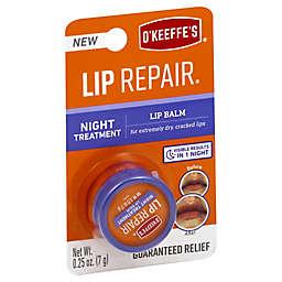 O'Keefe's® Lip Repair® 0.25 oz. Night Treatment Lip Balm