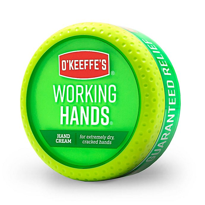 Alternate image 1 for O'Keeffe's® Working Hands™ 3.4 oz. Jar