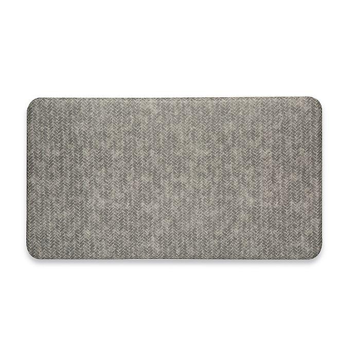Imprint 174 Cumulus9 Chevron Series Anti Fatigue Comfort Mat