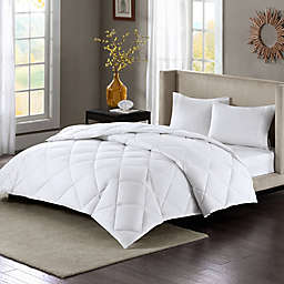 Sleep Philosophy Level 3 Warmest Down Alternative Comforter with 3M Thinsulate in White