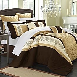 Chic Home Livingston 8-Piece Comforter Set