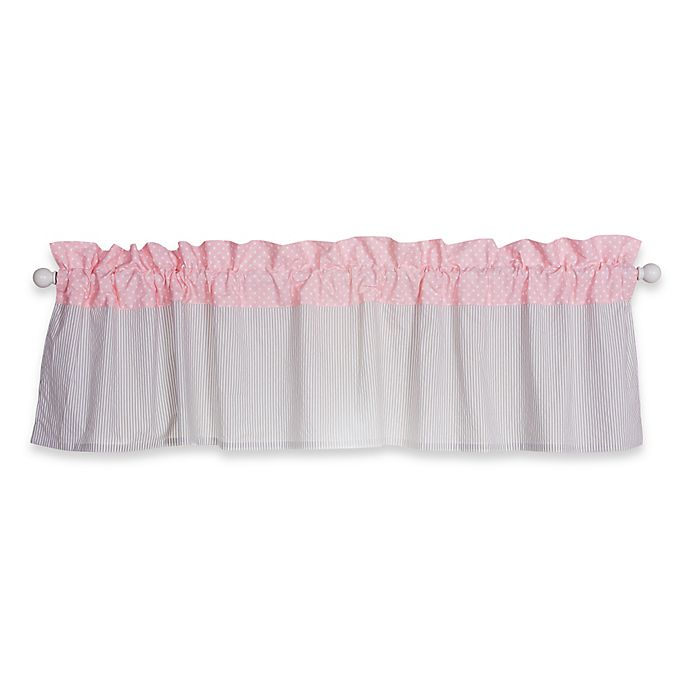 Alternate image 1 for Trend Lab® Cotton Candy Window Valance