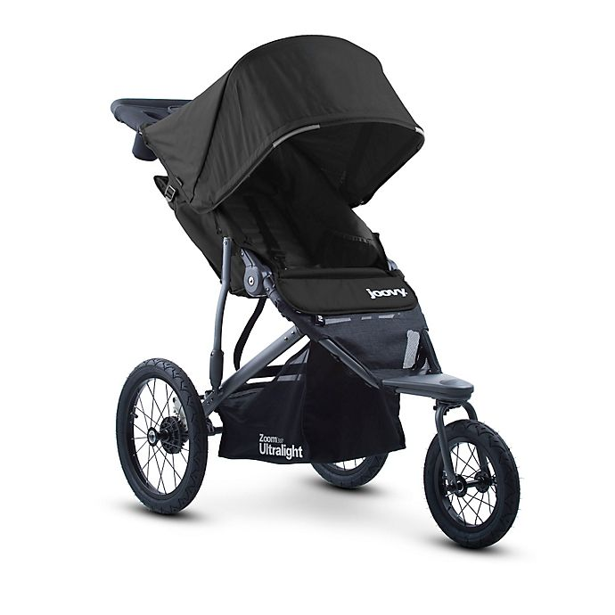 Alternate image 1 for Joovy® Zoom 360 Ultralight Jogging Stroller in Black