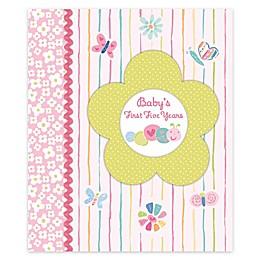 Jenny & Jeff Butterfly Garden 64-Page Keepsake Book