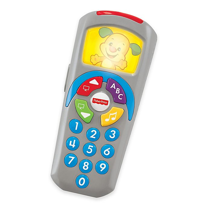 Alternate image 1 for Fisher-Price® Laugh and Learn™ Puppy's Remote
