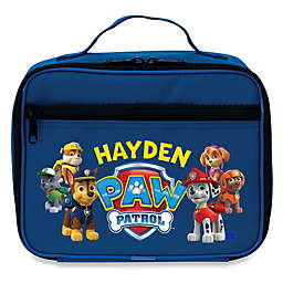 Nickelodeon™ PAW Patrol Puptastic Insulated Lunch Box in Blue