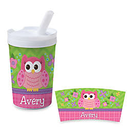 Sweet Owl Sippy Cup