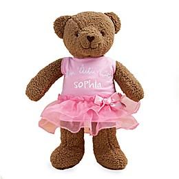 """I'm Tutu Cute "" Sandra Magsamen Plush Teddy Bear Stuffed Animal"