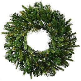 Vickerman 36-Inch Cashmere Pine Wreath