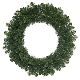 Vickerman 36-Inch Grand Teton Double-Sided Christmas Wreath
