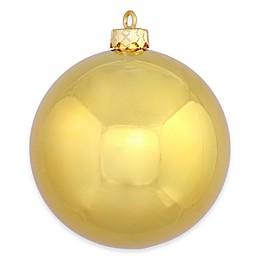Vickerman 15.75' Shiny Gold Ball Ornament