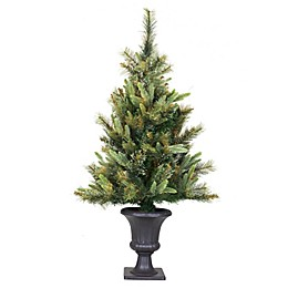 Vickerman Cashmere Pine Christmas Tree