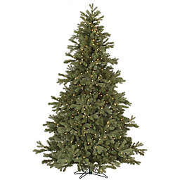 Vickerman 7.5-Foot Frasier Fir Pre-Lit Christmas Tree with Clear Dura-Lit Lights