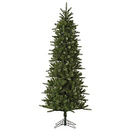 Vickerman 6.5-Foot Carolina Pencil Spruce Christmas Tree