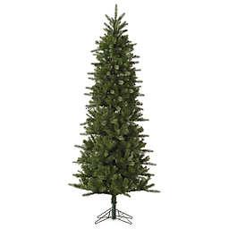 Vickerman Carolina Pencil Spruce Christmas Tree Collection