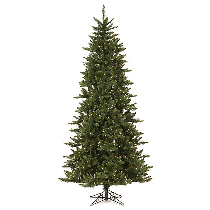 Alternate image 1 for Vickerman Camdon Fir Dura-Lit Pre-Lit Christmas Tree with Clear Lights
