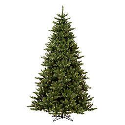 Vickerman 7.5-Foot Camdon Fir Dura-Lit Pre-Lit Christmas Tree with Clear Lights