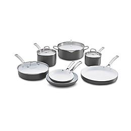 Calphalon® Classic Ceramic Nonstick 11-Piece Cookware Set