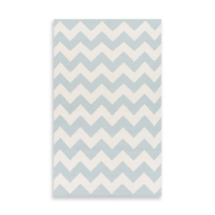 Alternate image 1 for Artistic Weavers York Phoebe 5-Foot x 8-Foot Area Rug in Light Blue