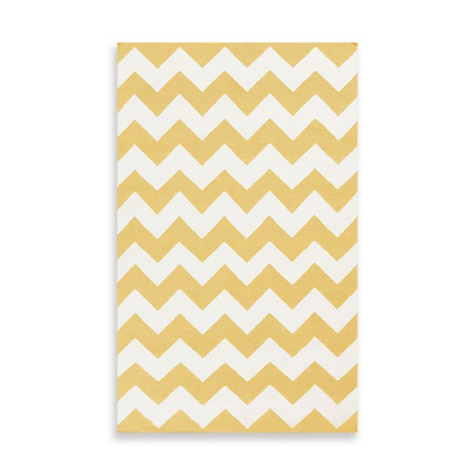 Alternate image 1 for Artistic Weavers York Phoebe 8-Foot x 10-Foot Area Rug in Yellow