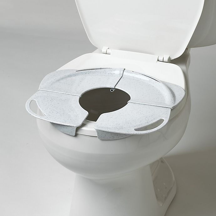 Alternate image 1 for Primo Folding Potty Seat with Handles