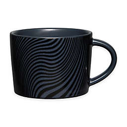Noritake® Black on Black Dune Cup