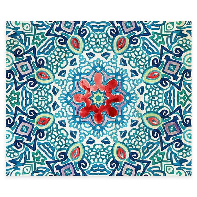 Alternate image 1 for Moroccan Pattern Canvas Wall Art