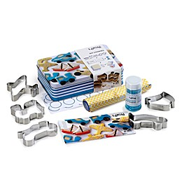 Lékué Transportation Cookie Kit