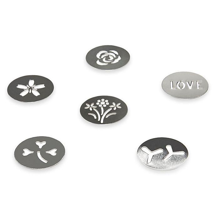 Alternate image 1 for OXO Good Grips® Springtime Cookie Press Disks (Set of 6)