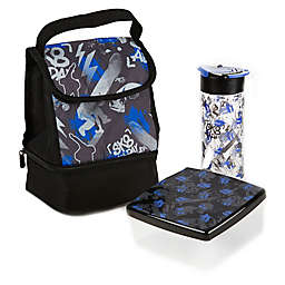 Fit and Fresh® Austin Lunch Bag Kit with Sk8 Print