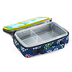 Fit and Fresh® Bento Lunch Box Kit in Flower Print