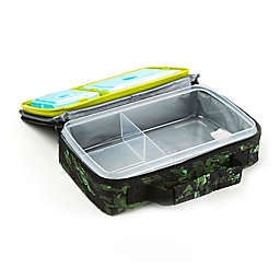 Fit and Fresh® Bento Lunch Box Kit in Green Camo